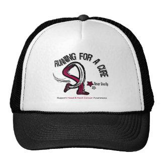 Funcionamiento para un cáncer de cabeza y cuello d gorras