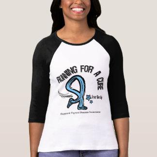 Funcionamiento para una enfermedad de tiroides de t shirt