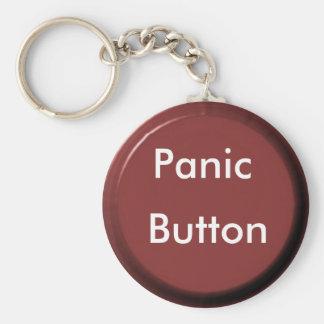 funcionamiento redondo del botón, pánico, botón llaveros