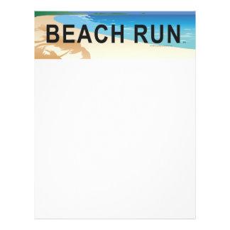 Funcionamiento SUPERIOR de la playa Flyer A Todo Color