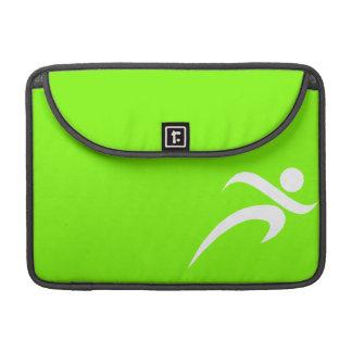 Funcionamiento verde chartreuse, de neón fundas para macbook pro