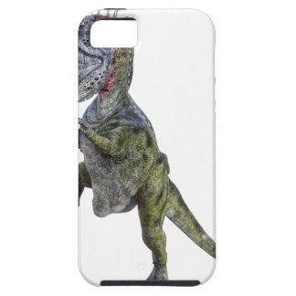Funcionamiento y salto del Cryolophosaurus Funda Para iPhone SE/5/5s