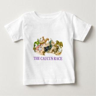 Funcionamientos de Alicia en la raza del comité Camisas