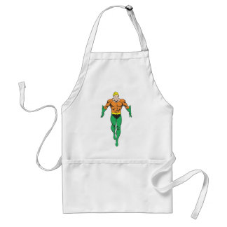 Funcionamientos de Aquaman Delantales