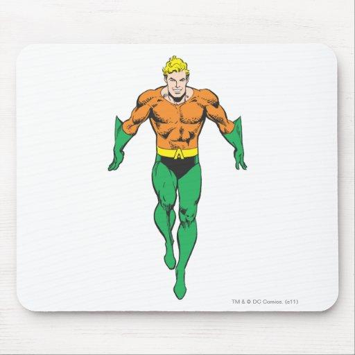 Funcionamientos de Aquaman Tapete De Raton