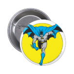Funcionamientos de Batman adelante Pin Redondo 5 Cm