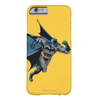 Funcionamientos de Batman con entusiasmo Funda De iPhone 6 Barely There