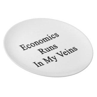 Funcionamientos de la economía en mis venas