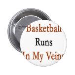 Funcionamientos del baloncesto en mis venas pin