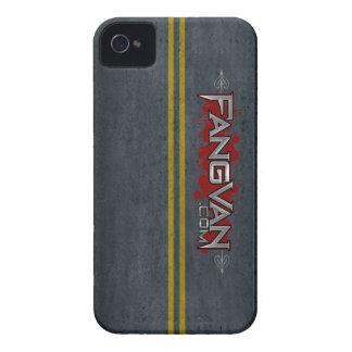 Funcionario de FangVan iPhone 4 Case-Mate Coberturas