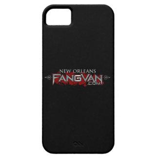 Funcionario de FangVan New Orleans iPhone 5 Fundas