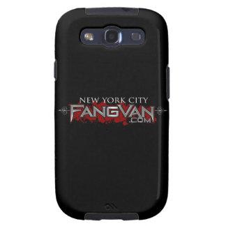Funcionario de FangVan New York City Galaxy S3 Fundas