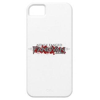 Funcionario de FangVan nuevamente Fanged iPhone 5 Protectores