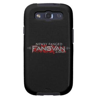 Funcionario de FangVan nuevamente Fanged Galaxy SIII Protector