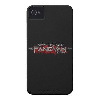 Funcionario de FangVan nuevamente Fanged Case-Mate iPhone 4 Cárcasa