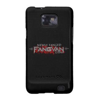 Funcionario de FangVan nuevamente Fanged Samsung Galaxy S2 Fundas