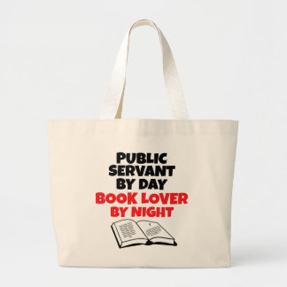 Funcionario del aficionado a los libros bolsas