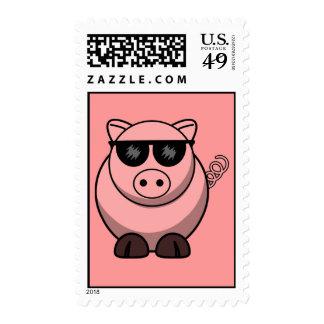 Funcionario del cerdo de la cultura envio