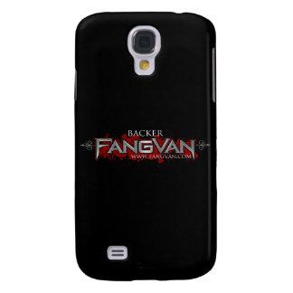Funcionario del soporte de FangVan