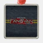 """Funcionario del """"soporte"""" de FangVan Ornamentos De Reyes"""