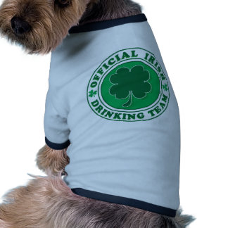 Funcionario-Iris-Beber-Equipo Camisetas Mascota