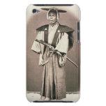 Funcionario judicial o samurai japonés, c.1870s (m iPod Case-Mate cárcasa