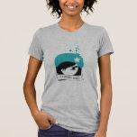 """Funcionario """"logotipo de los chicas del TLV Derby"""" Camisetas"""