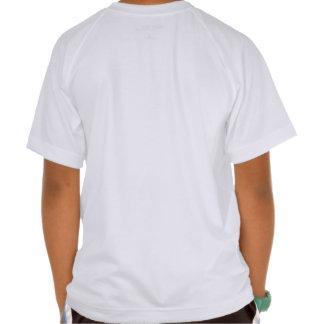 Funcionario toda la camiseta de Namasté de los