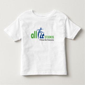 Funcionario toda la camiseta de Namasté de los Playera De Niño