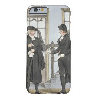 Funcionarios fúnebres de Amsterdam, ejemplo de Funda Barely There iPhone 6