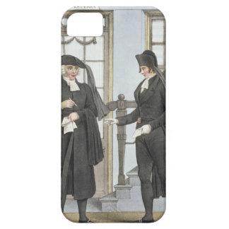 Funcionarios fúnebres de Amsterdam, ejemplo de Funda Para iPhone SE/5/5s