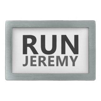 Funcione con a Jeremy Hebillas Cinturon