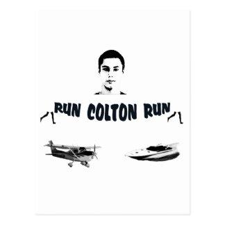 Funcione con el funcionamiento de Colton Postal