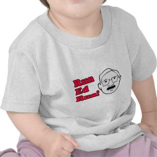 Funcione con el funcionamiento de Ed Camisetas