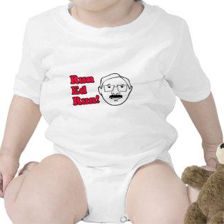 Funcione con el funcionamiento de Ed Traje De Bebé