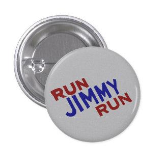 Funcione con el funcionamiento de Jimmy Pin Redondo De 1 Pulgada