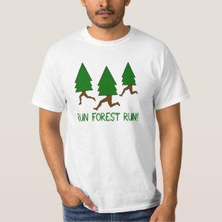 Funcione con el funcionamiento del bosque playeras