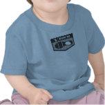 Funcione con la camiseta de Michigan del bebé del