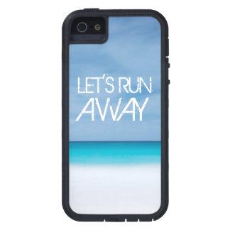 Funcionemos con el viaje ausente de la cita que di iPhone 5 Case-Mate carcasas