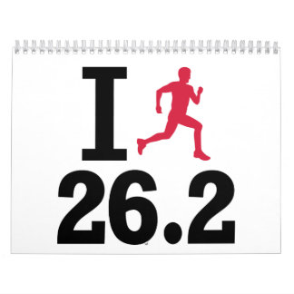 Funciono con 26,2 millas de maratón calendarios
