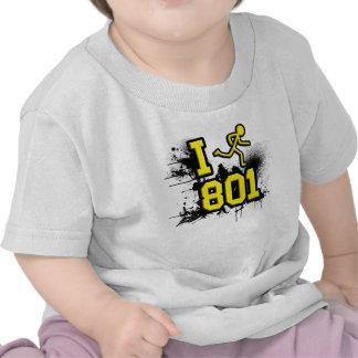 Funciono con 801 amarillos/la camiseta negra del b