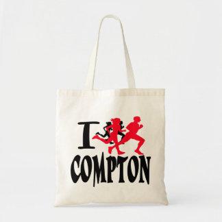 Funciono con a Compton -- Camiseta Bolsas