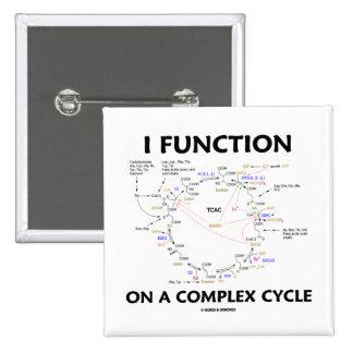 Funciono en un ciclo complejo (el humor del ciclo  pins