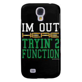 Function Galaxy S4 Cover