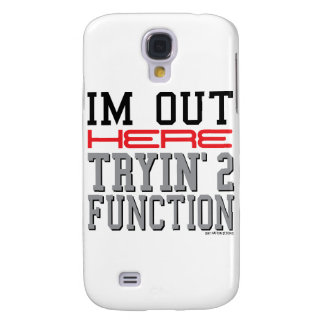 Function Galaxy S4 Covers