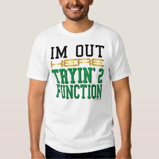 Function - Green & Gold T-Shirt