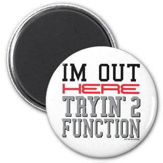 Function Fridge Magnet