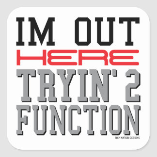 Function Sticker