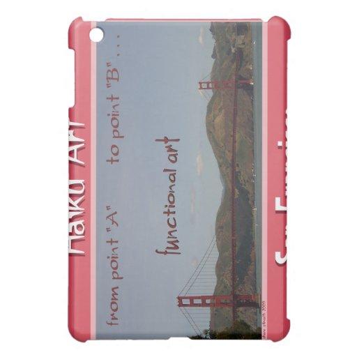 Functional Art Haiku iPad Case