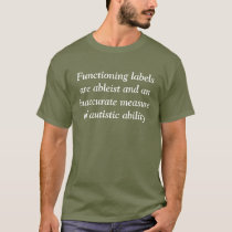 Functioning Labels T-Shirt
